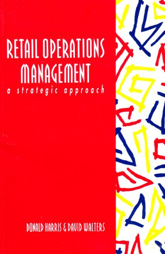 9780136370000: Retail Operations Management: A Strategic Approach
