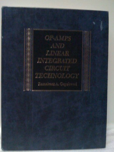 9780136373551: Op-amps and Linear Integrated Circuit Technology