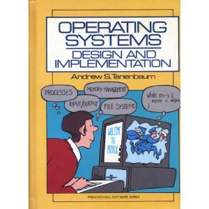 9780136374060: Operating Systems: Design and Implementation (Prentice-Hall Software Series)