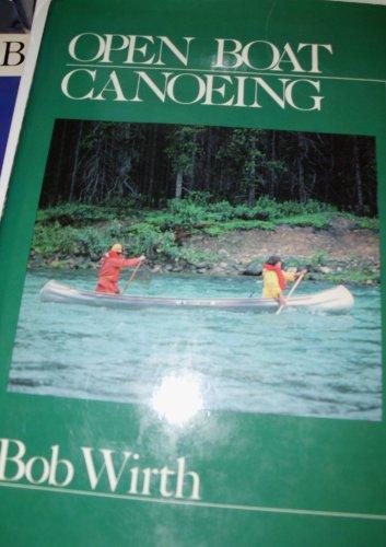 9780136375968: Open Boat Canoeing