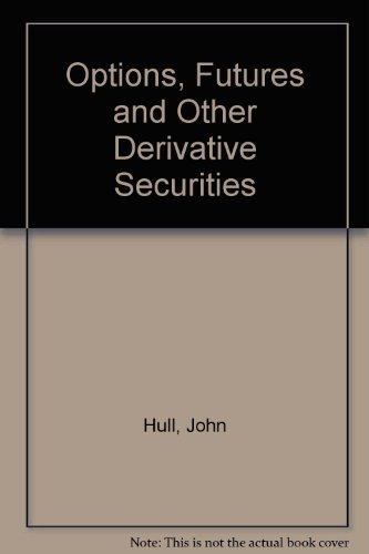 9780136383390: Options, Futures and Other Derivative Securities