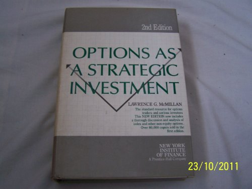 9780136383475: Options as a Strategic Investment