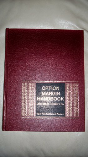 9780136383796: Option margin handbook