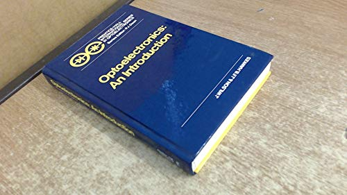 9780136383956: Optoelectronics: An Introduction (Prentice-Hall International Series in Optoelectronics)