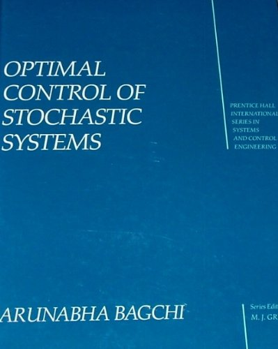 9780136386100: Optimal Control of Stochastic Systems (Prentice Hall International Series in Systems and Control Engineering)