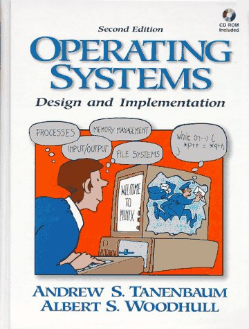 9780136386773: Operating Systems: Design and Implementation (Second Edition)