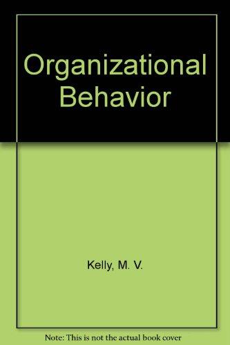 9780136394938: Organizational Behavior