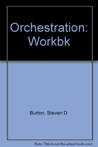 9780136395263: Workbook for Orchestration