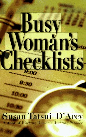 9780136395768: Busy Woman's Checklists