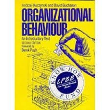 9780136410690: Organizational Behaviour: An Introductory Text