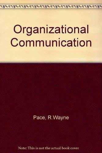 9780136416142: Organizational Communication