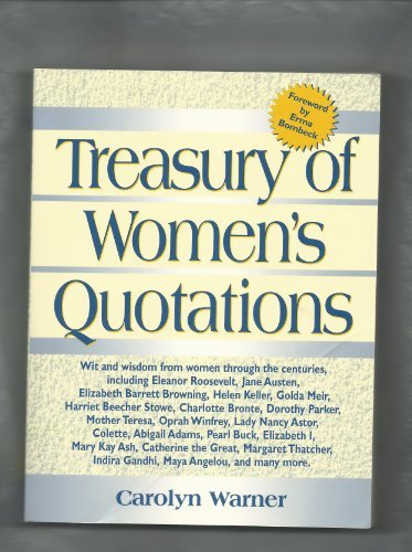 Treasury of Womens Quotes