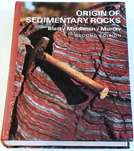 9780136427100: Origin of Sedimentary Rocks