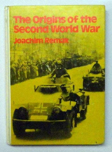 9780136427513: The Origins of the Second World War (A Spectrum book)