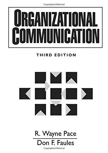 9780136438007: Organizational Communication