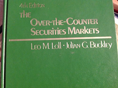 9780136471721: The Over-the-Counter Securities Markets