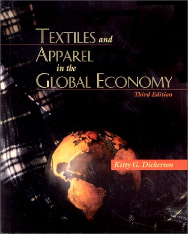 9780136472803: Textiles and Apparel in the Global Economy