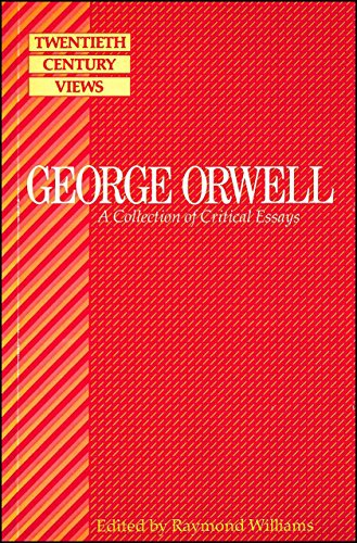 9780136477013: Orwell: A Collection of Critical Essays (20th Century Views S.)