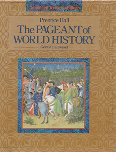 9780136480808: Title: The Pageant of World History