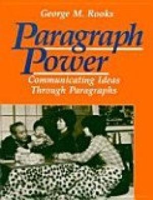9780136485858: Paragraph Power: Communicating Ideas through Paragraphs