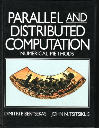 9780136487005: Parallel and Distributed Computation: Numerical Methods