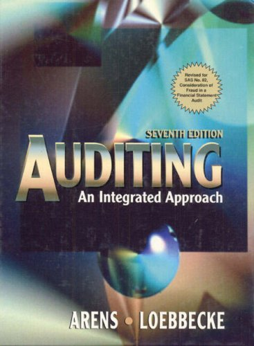 9780136493853: Auditing (Prentice Hall series in accounting)