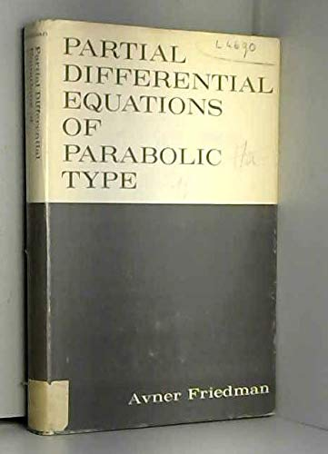 9780136501350: Partial Differential Equations of Parabolic Type