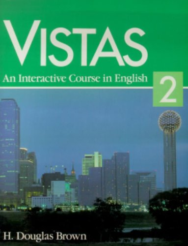 9780136503347: Vistas 2: An Interactive Course in English: Level 2