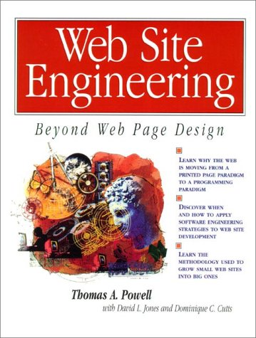 9780136509202: Web Site Engineering: Beyond Web Page Design