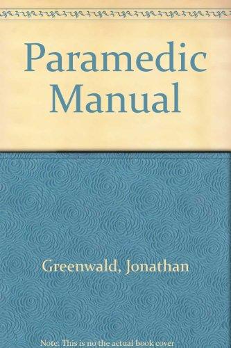 9780136515227: Paramedic Manual