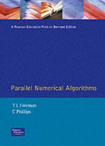 9780136515975: Parallel Numerical Algorithms (Prentice-Hall International Series in Computer Science)