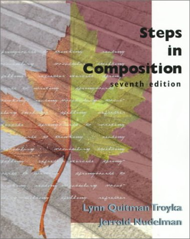 9780136519850: Steps in Composition (7th Edition)