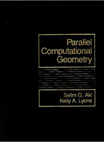 9780136520177: Parallel Computational Geometry