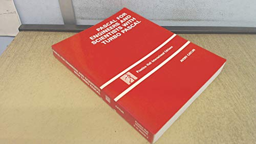 9780136525202: PASCAL for Engineers and Scientists with Turbo PASCAL