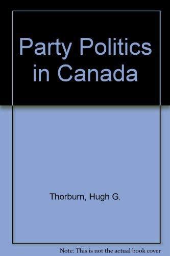 9780136526025: Party Politics in Canada