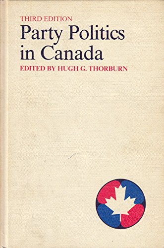 9780136526698: Party Politics in Canada