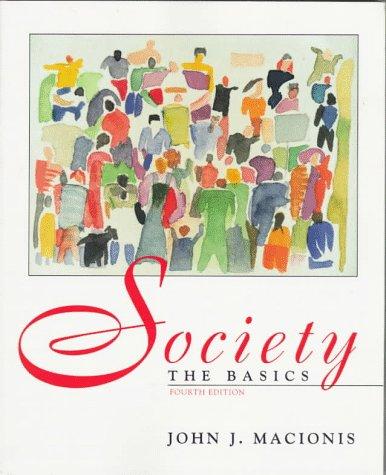 9780136538257: Society: The Basics