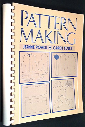 9780136542117: Pattern Making