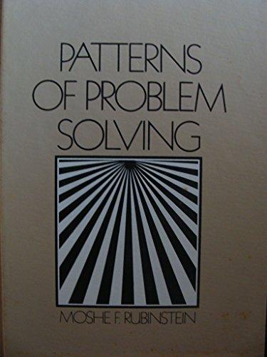 9780136542513: Patterns of Problem Solving