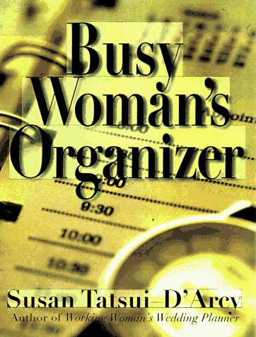 9780136554240: Busy Woman's Organizer