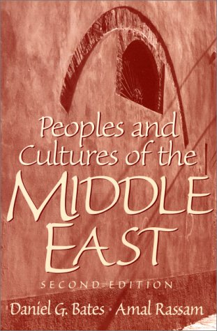 9780136564898: Peoples and Cultures of the Middle East