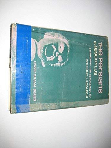 9780136573616: Persians (Prentice-Hall Greek drama series)