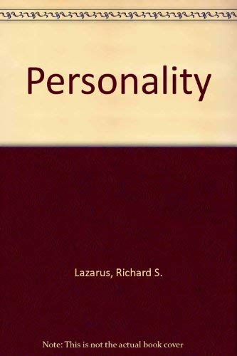 9780136576846: Personality