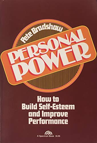 9780136581468: Personal Power