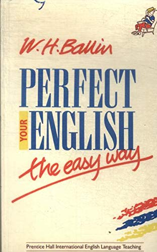 9780136586265: Perfect Your English: The Easy Way