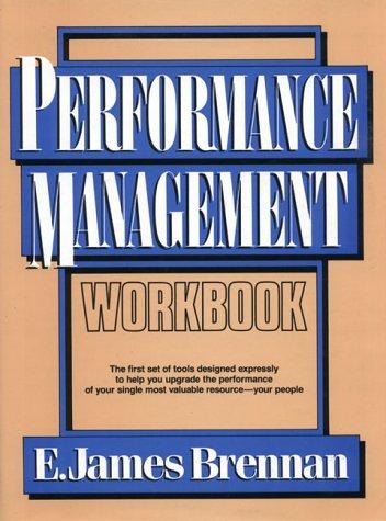 9780136586340: Performance Management Workbook