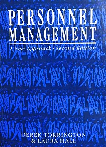 9780136586678: Personnel Management