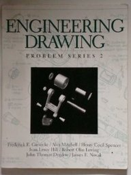 Engineering Drawing, Problem Series 2: Giesecke, Frederick E.;