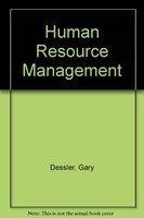 Human Resource Management: Gray Dessler