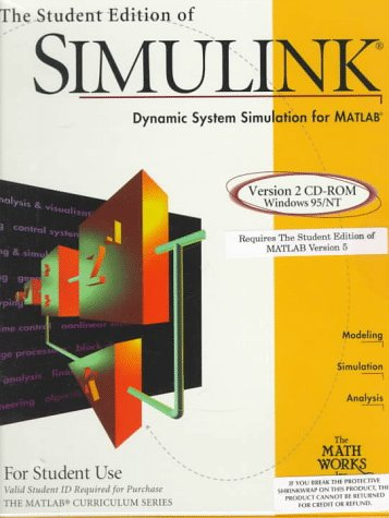 9780136596738: The Student Edition of Simulink 2: For Windows